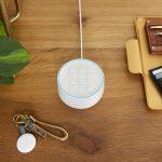 Mikrofon skjult i smart home-udstyr